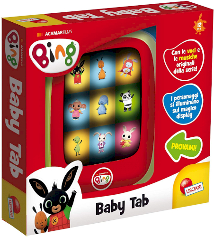 Tablet Educativo Bing Lisciani