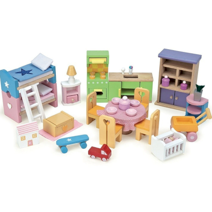 Set Completo Mobili Le Toy Van