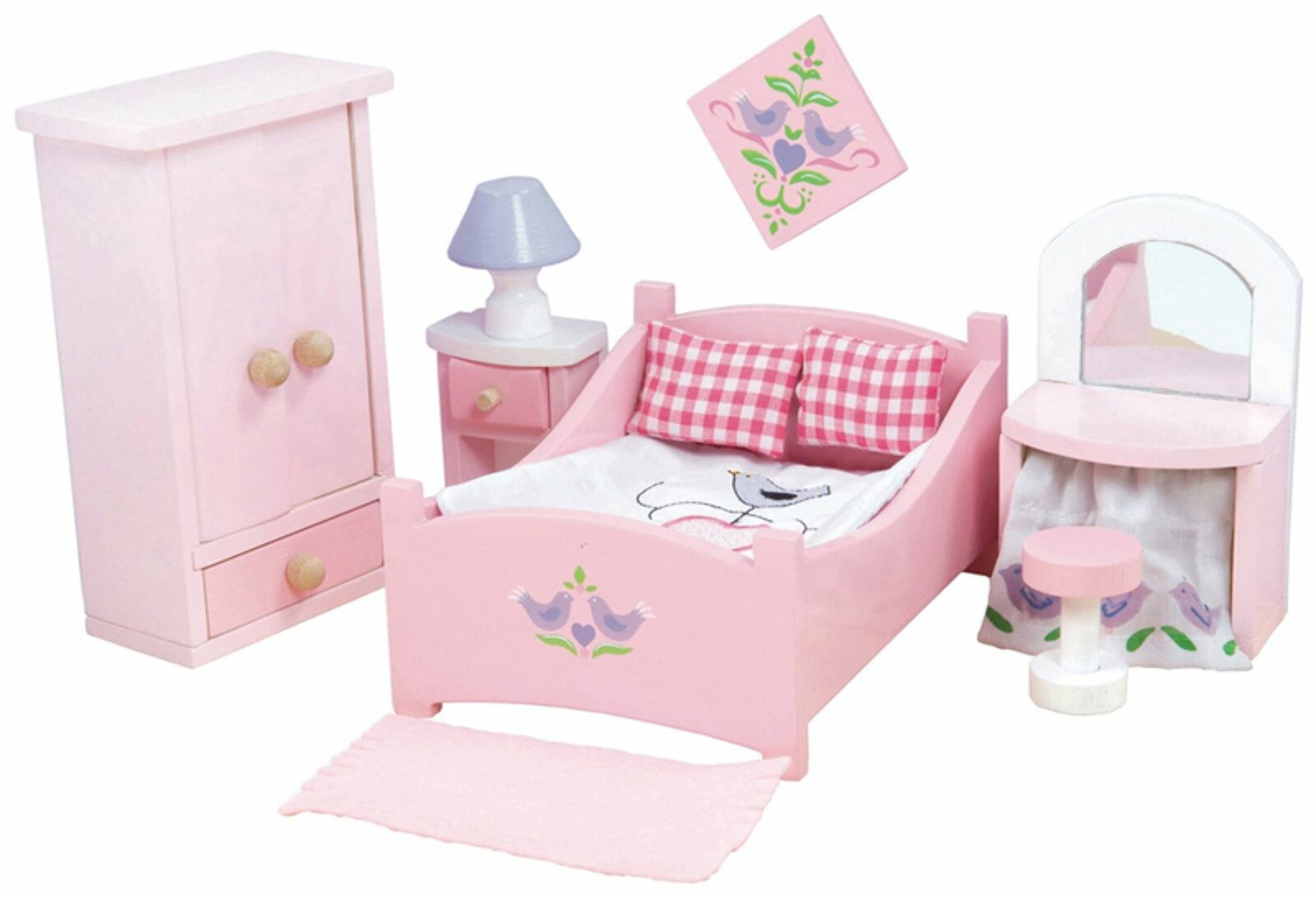 Cameretta Le Toy Van Sugar Plum