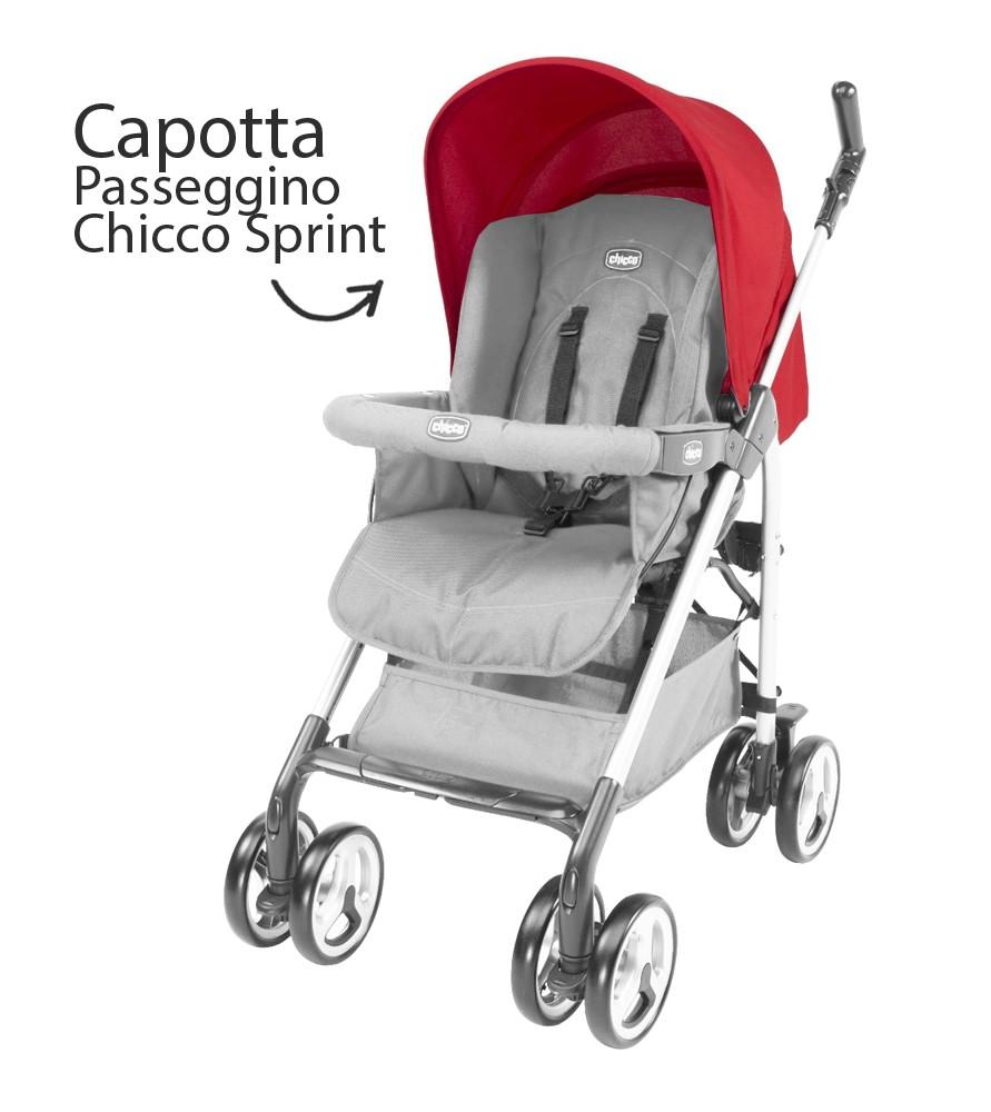 Capottina Passeggino Chicco Sprint