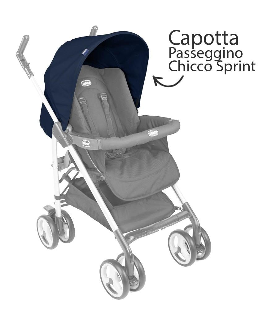 Capotta Passeggino Chicco Sprint