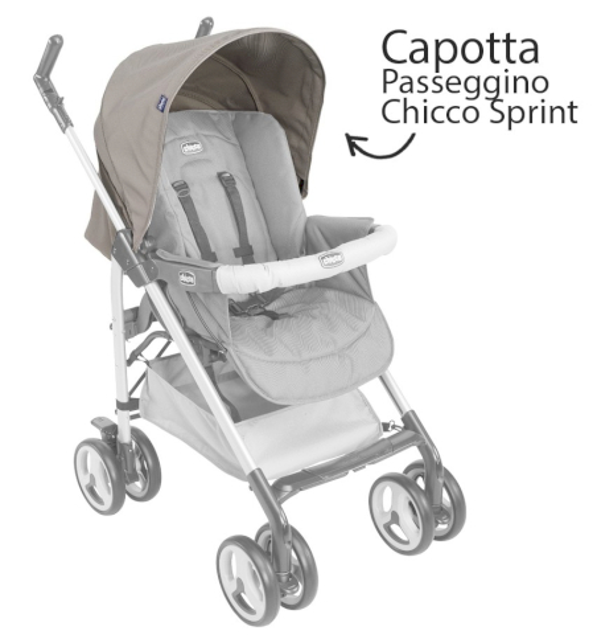 Chicco Capote Poussette Sprint