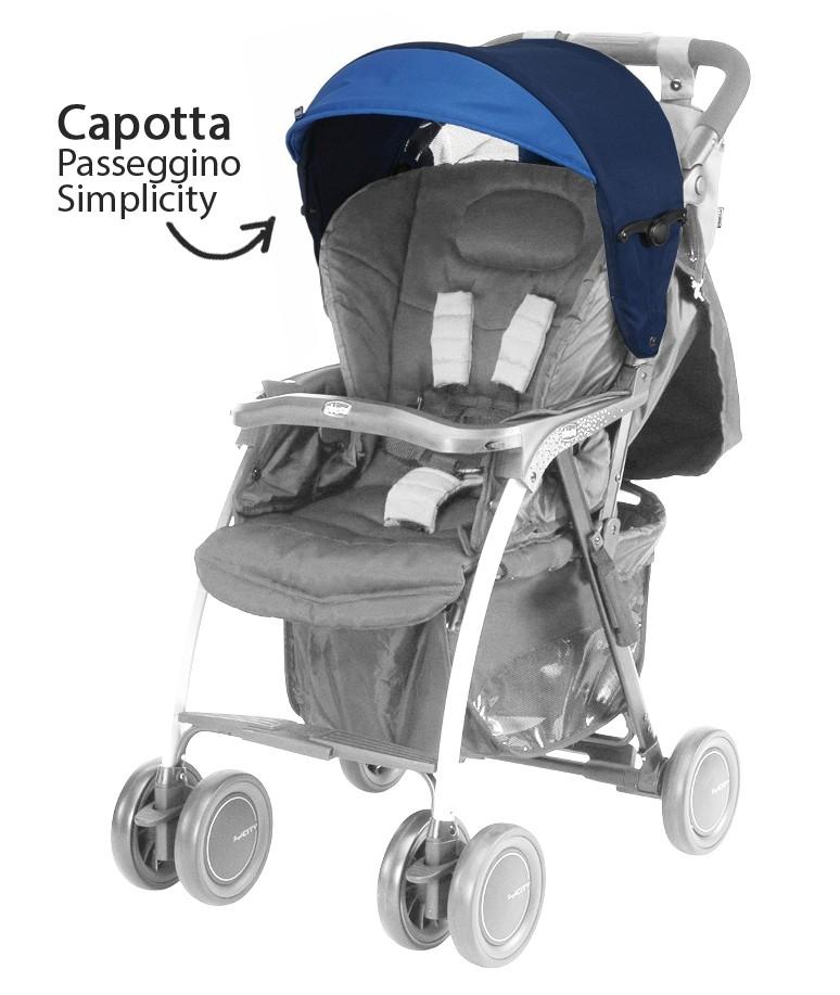 Capotta Passeggino Chicco Simplicity