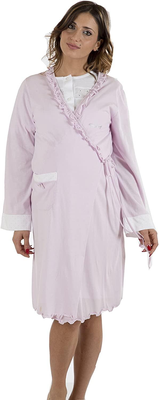 Robe de Chambre - Manches Longues - T3