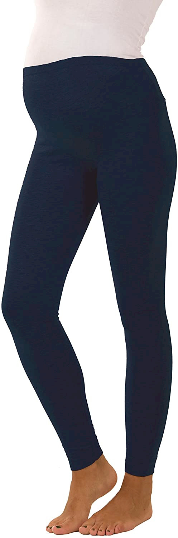 Leggings Premaman Conformato, Blu - T6