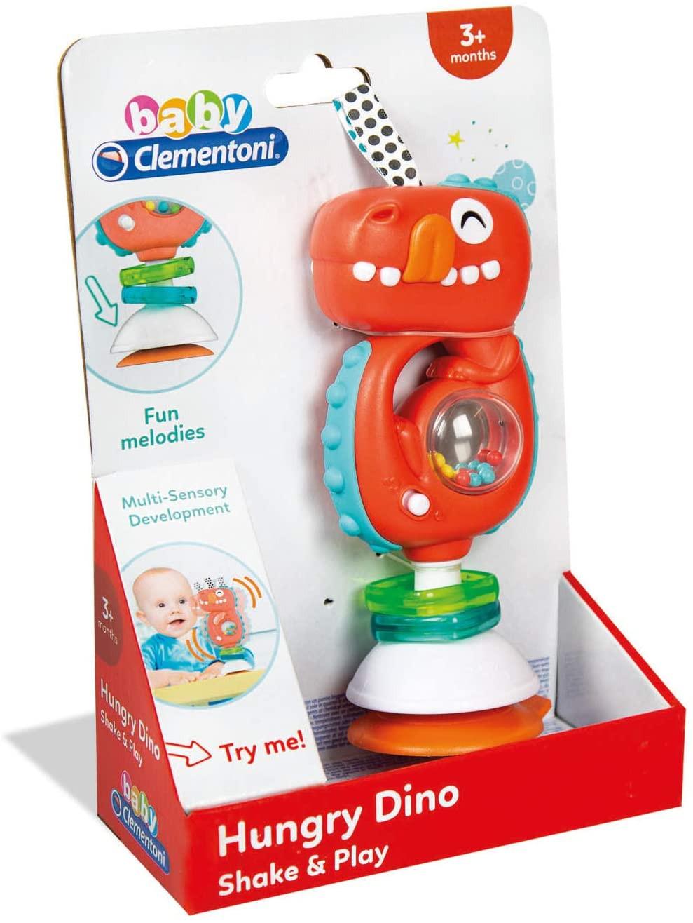 Clementoni Sonajero Musical Dinosaurio