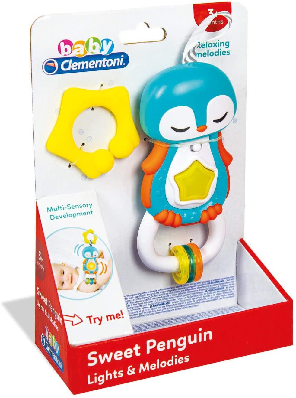 Sonaglino Pinguino Interattivo Clementoni