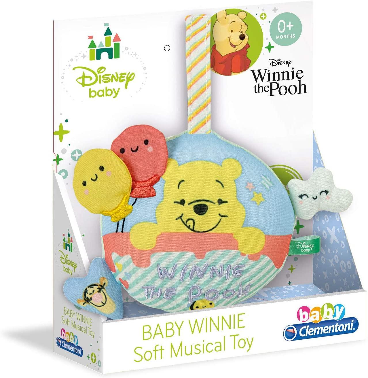 Clementoni Boîte à Musique Winnie the Pooh