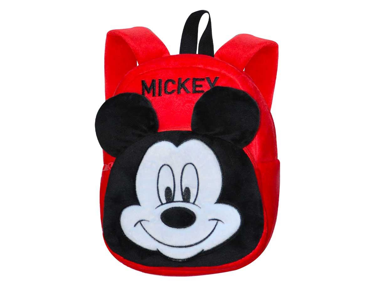 Mochila Peluche Mickey Mouse