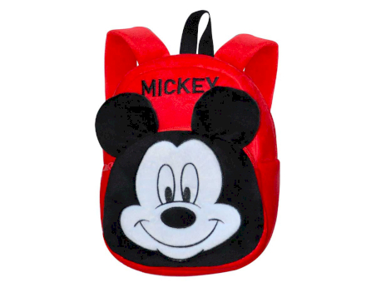 Zaino Peluche Mickey Mouse