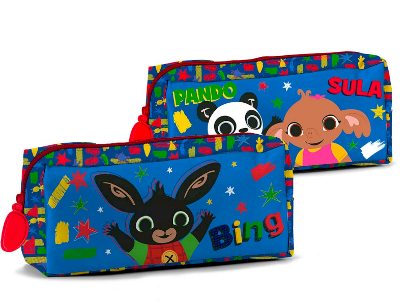Trousse Scolaire Bing