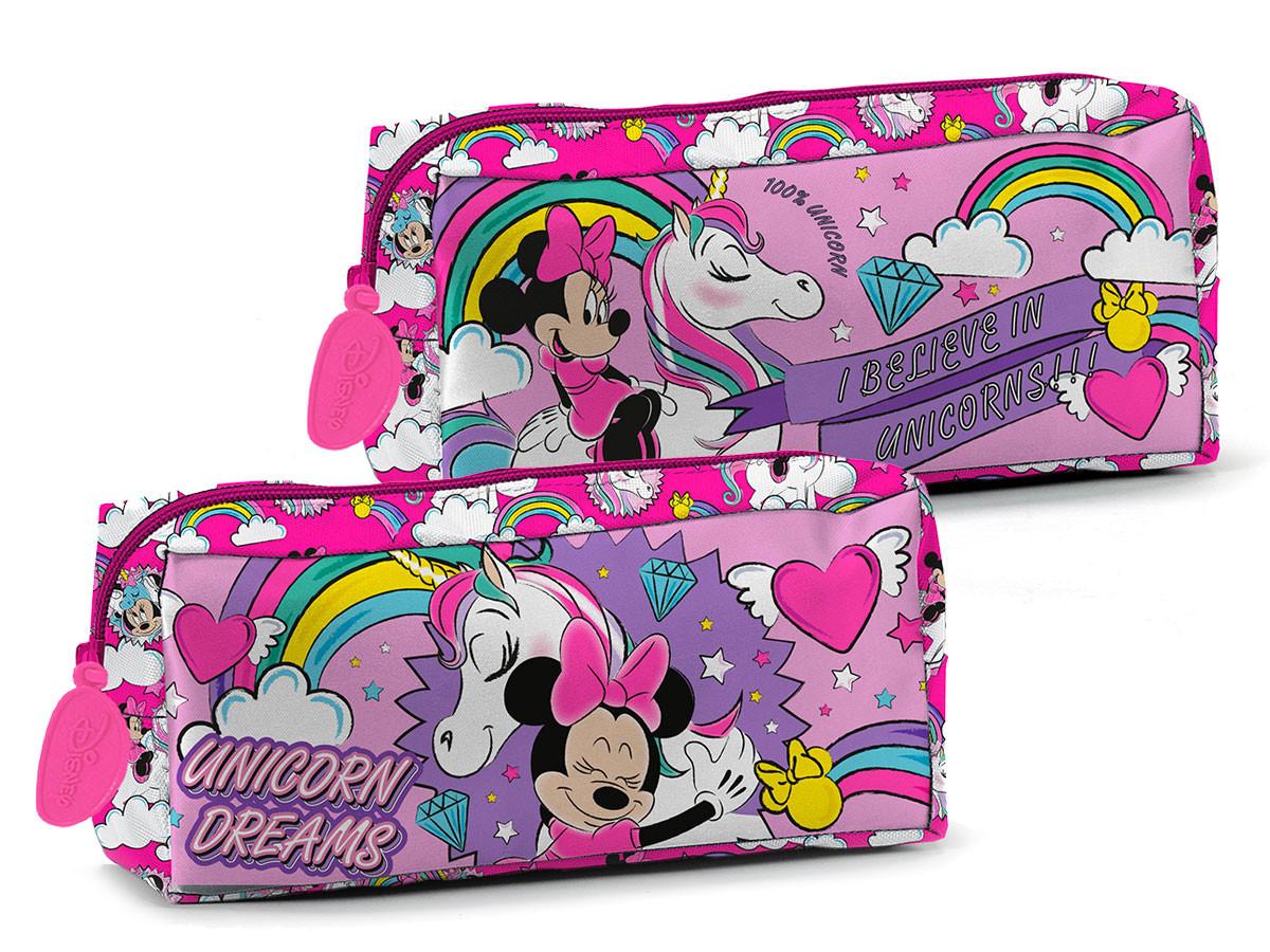 Astuccio Portatutto Minnie Unicorni