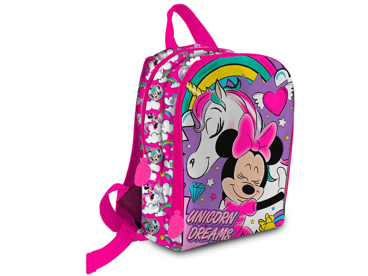 Zaino Scuola Minnie Unicorni