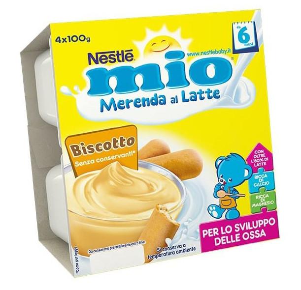Mio Merenda al Latte - Biscotto