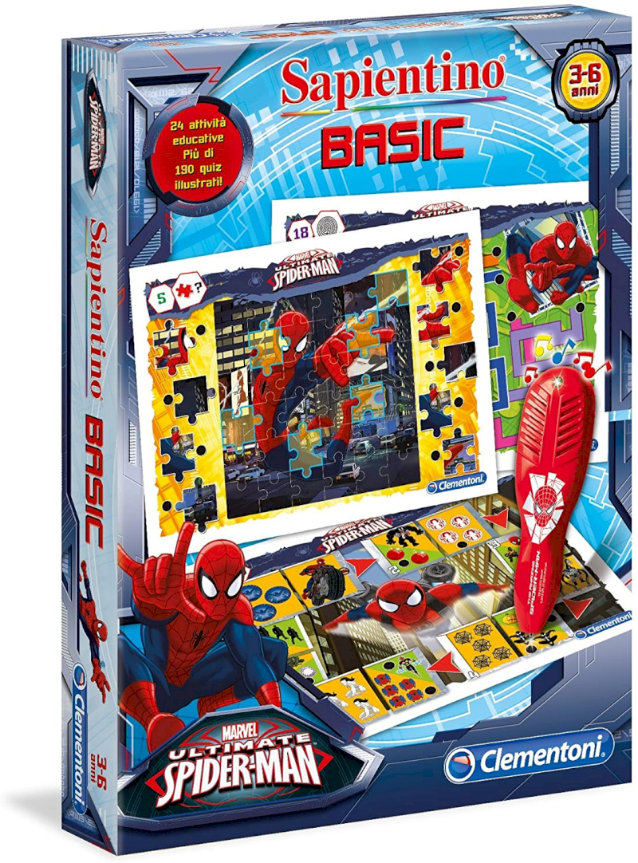 Sapientino Basic Spiderman Clementoni