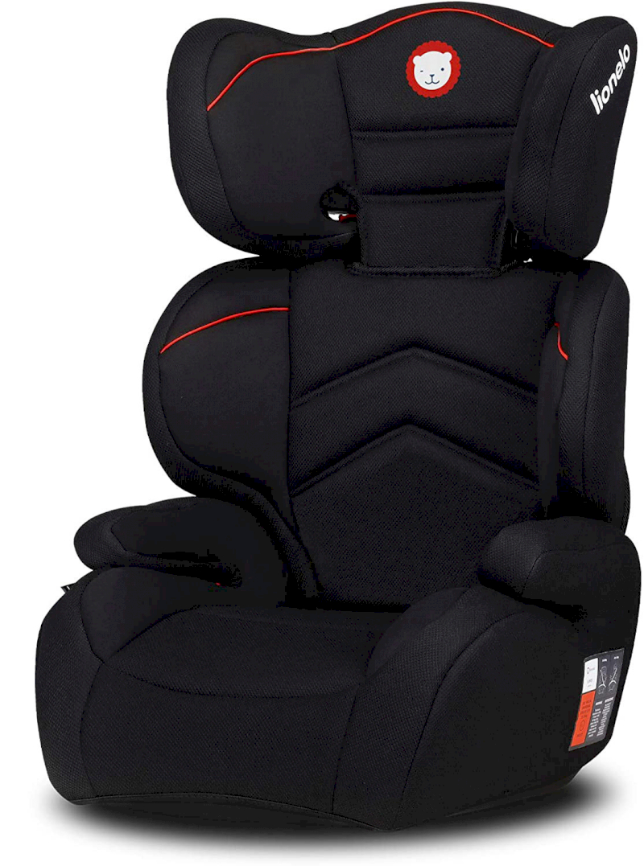 Kinderautositz Lars Sporty Black