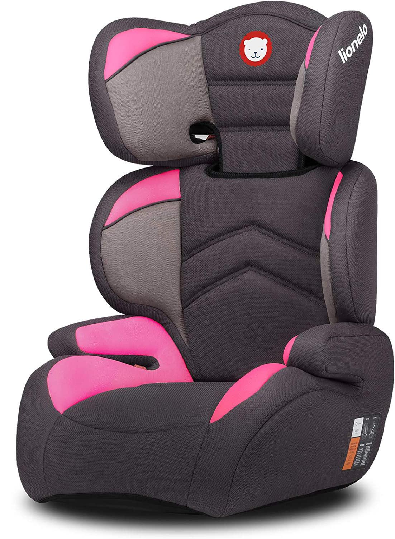 Kinderautositz Lars Sporty Pink