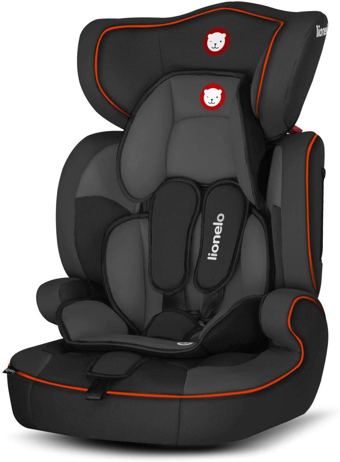 Seggiolino Auto Levi One Sporty Black