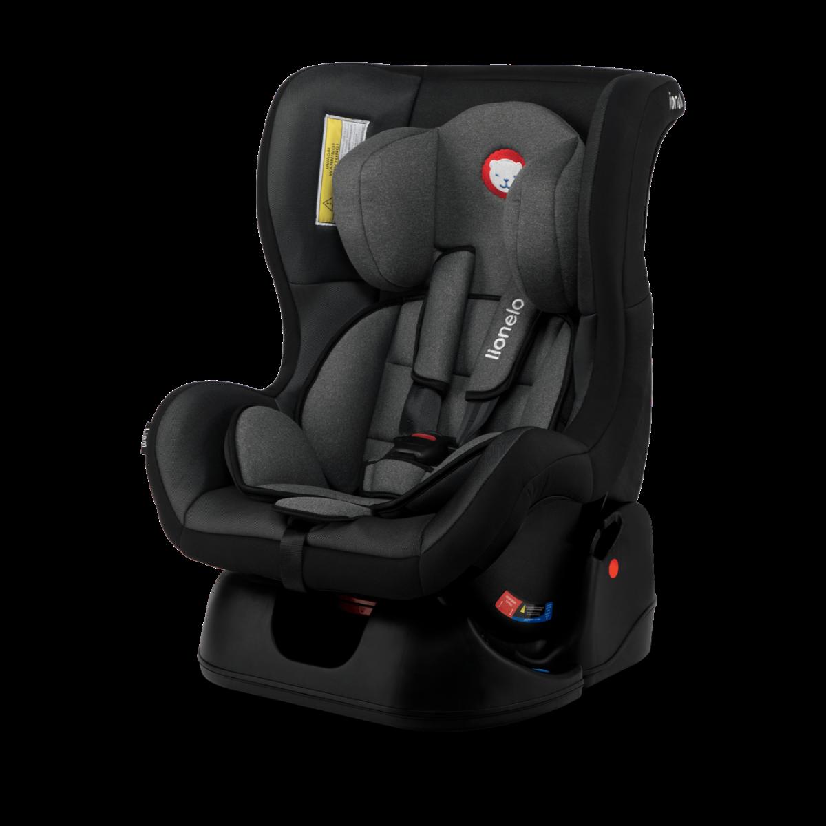 Kindersitzauto Liam Carbon