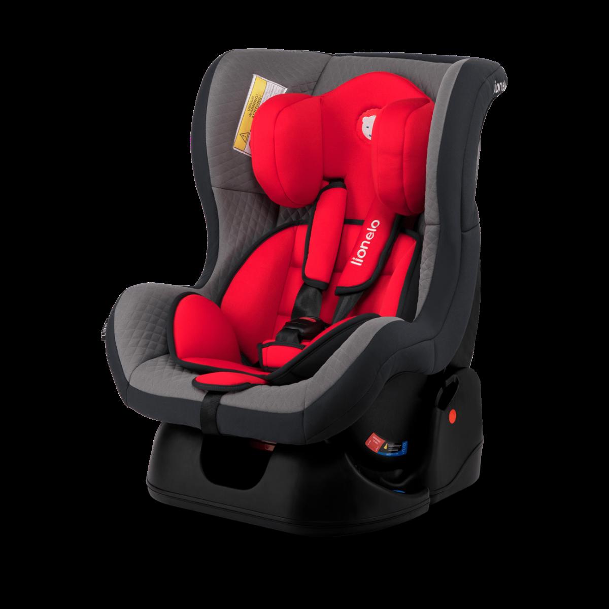 Kindersitzauto Liam Red