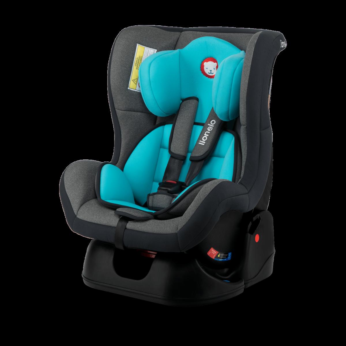 Kindersitzauto Liam Turquoise
