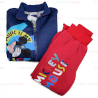 Jogging Set Mickey Mouse - Rosso/Blu