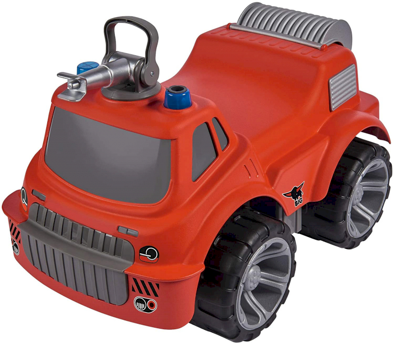 Power Worker Maxi Firetruck Big