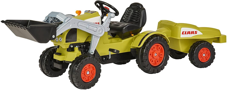 Big Tractor de pedal Claas Celtis Loader