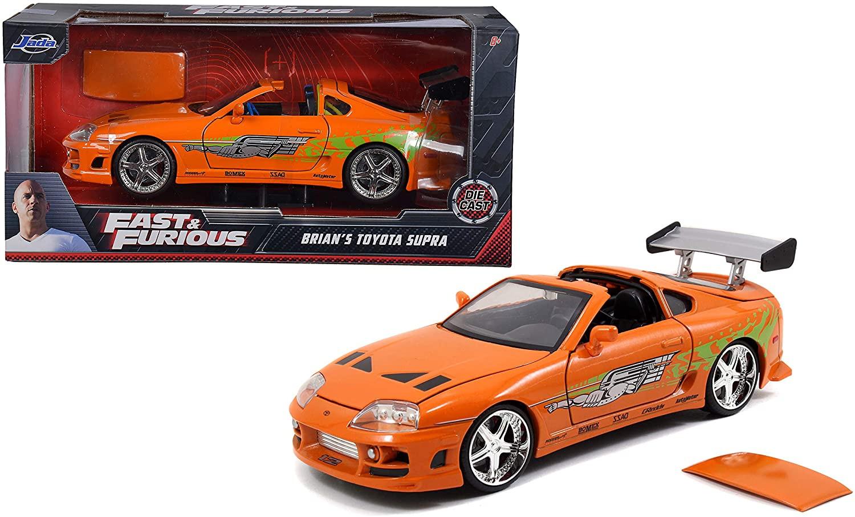 Fast & Furious 1995 Toyota Supra
