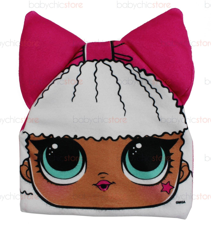 Bonnet avec Oreille LOL Diva