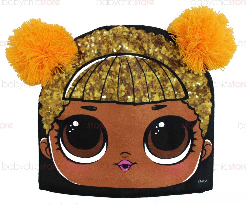 Bonnet avec Oreille LOL Queen Bee