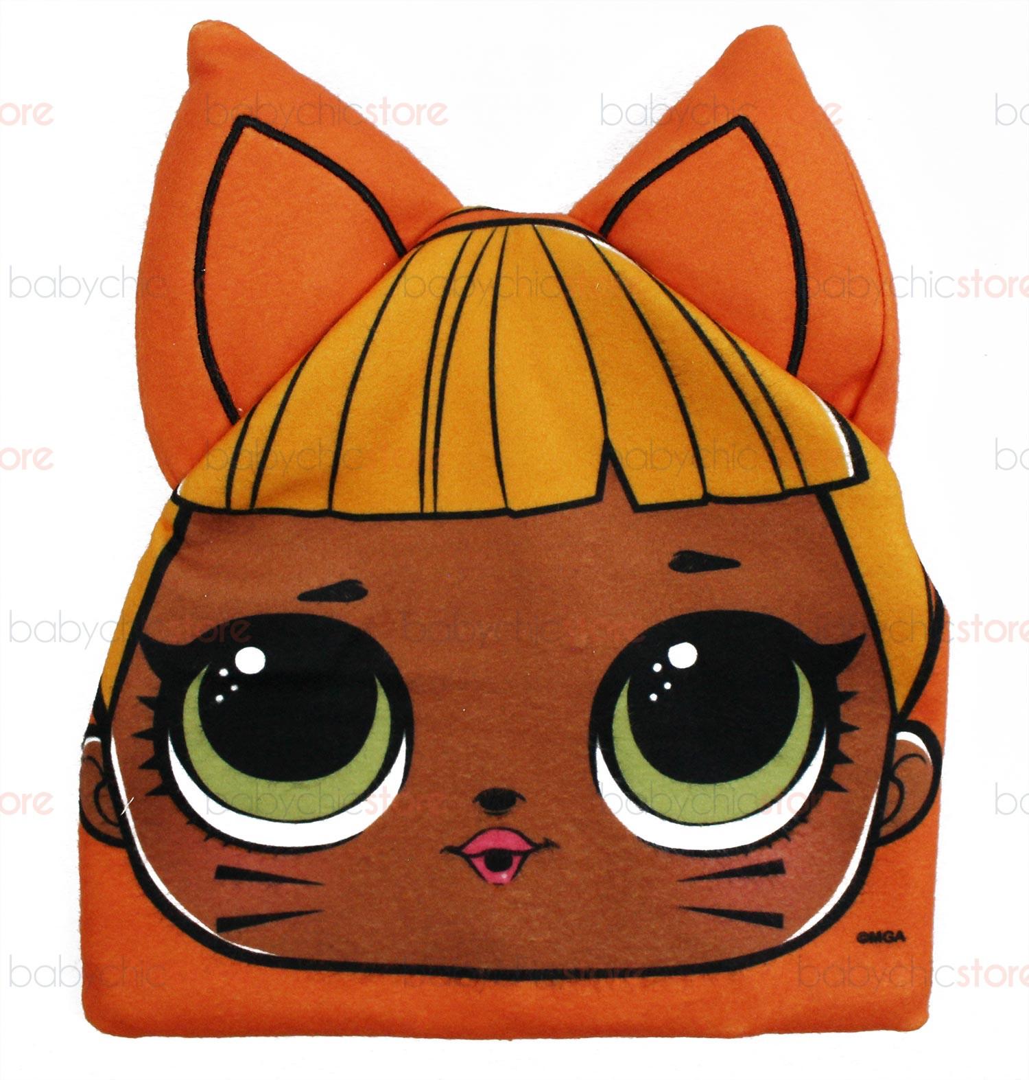 Bonnet avec Oreille LOL Baby Cat