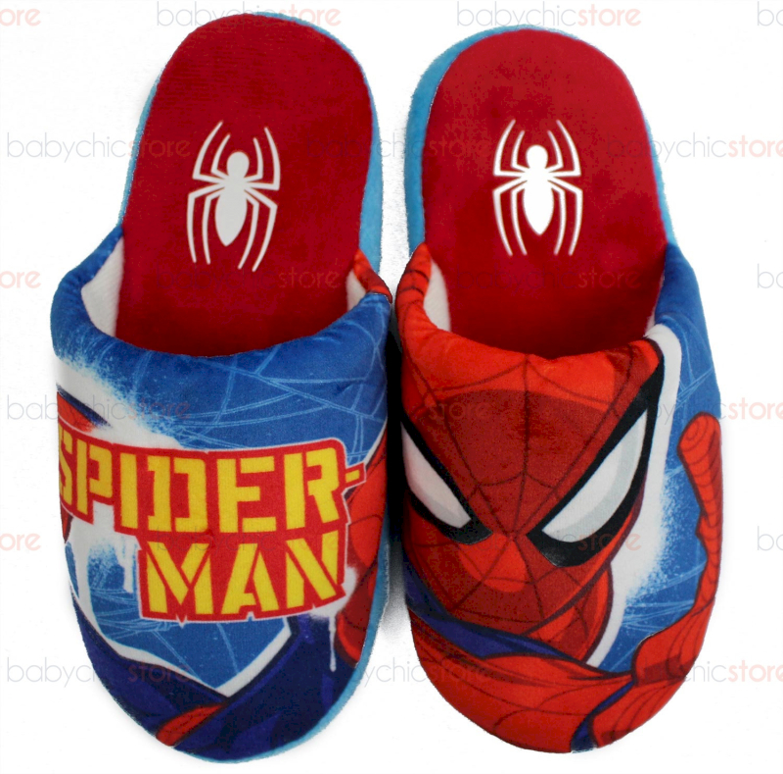 Pantuflas Spiderman 30-31