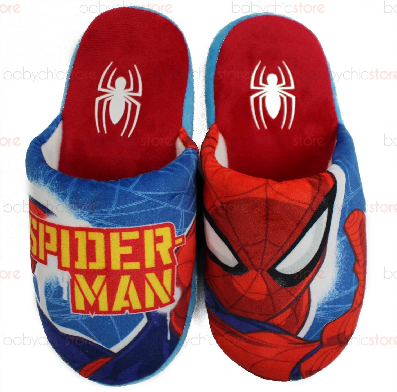 Pantuflas Spiderman 32-33
