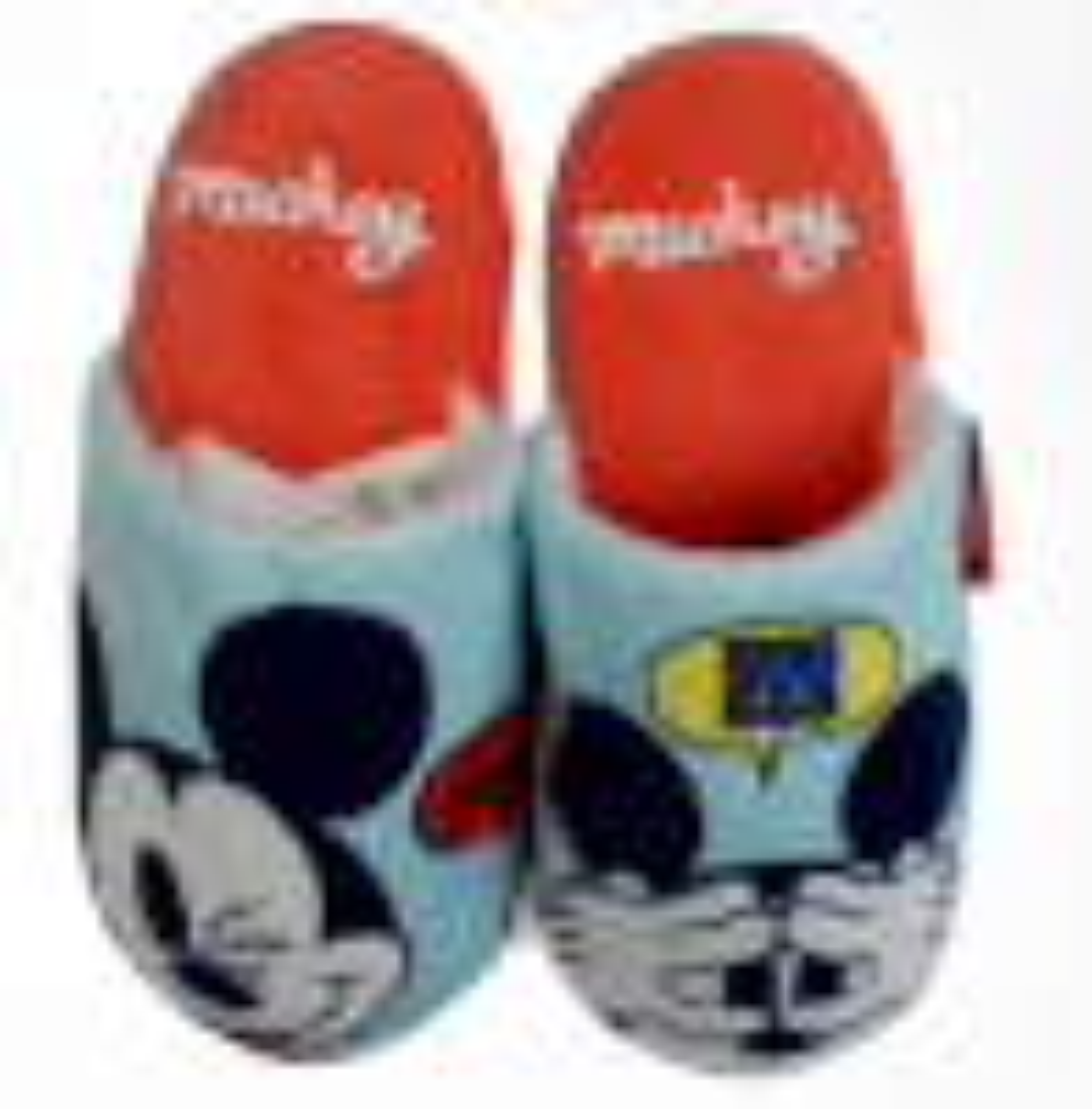Pantofole Mickey Mouse