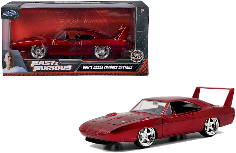 Fast e Furious 1969 Dodge Charger Daytona