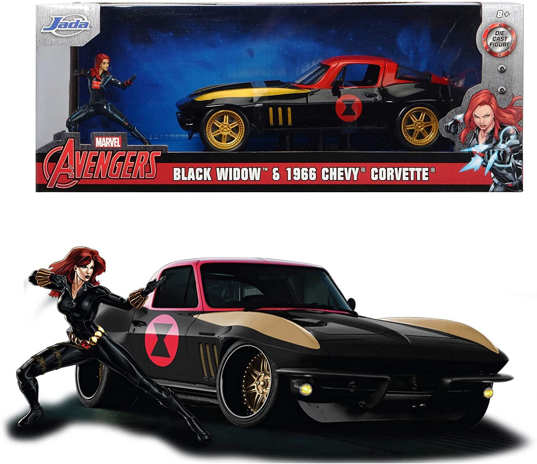 Marvel Black Widow 1966 Chevy