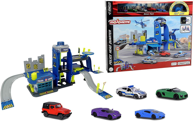 Set de juguete Police Race Creatix