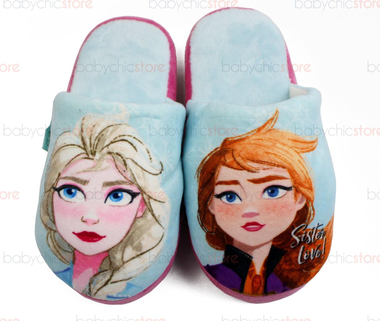 Pantofole Frozen - Elsa e Anna