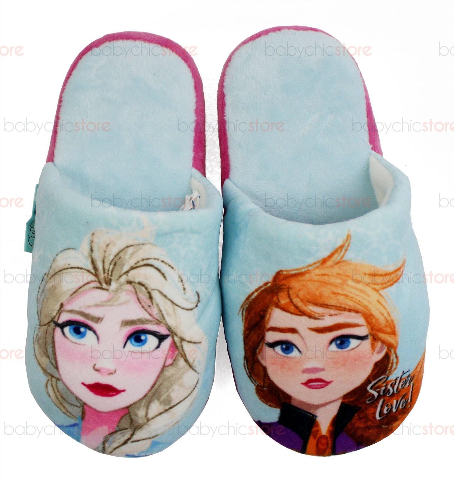 Pantofole Frozen - Elsa e Anna 32/33