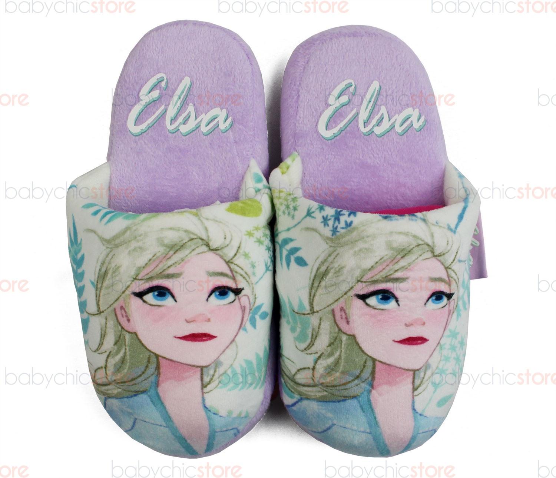 Pantofole Frozen - Elsa