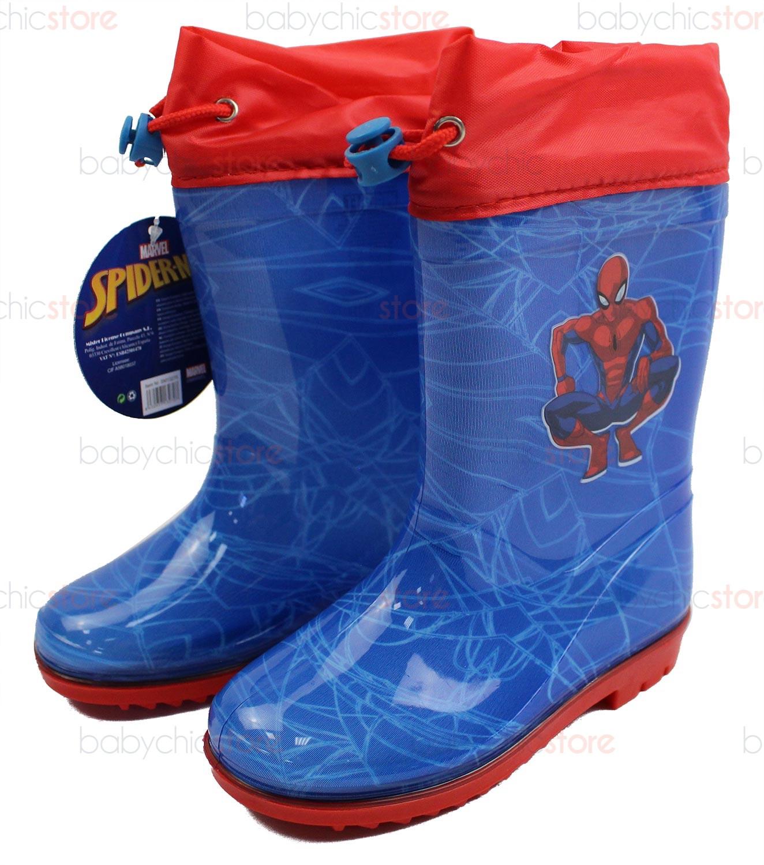 Galosce Bambino Spiderman - Misura 24