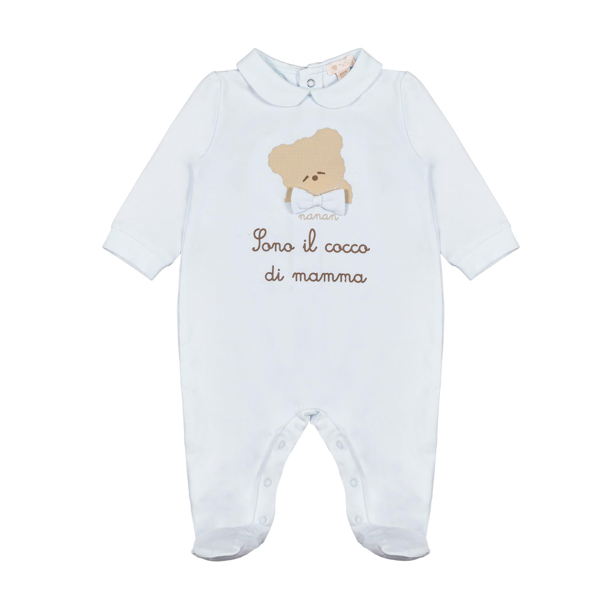 Pyjama Nanan Sono il Cocco di Mamma 0-3M