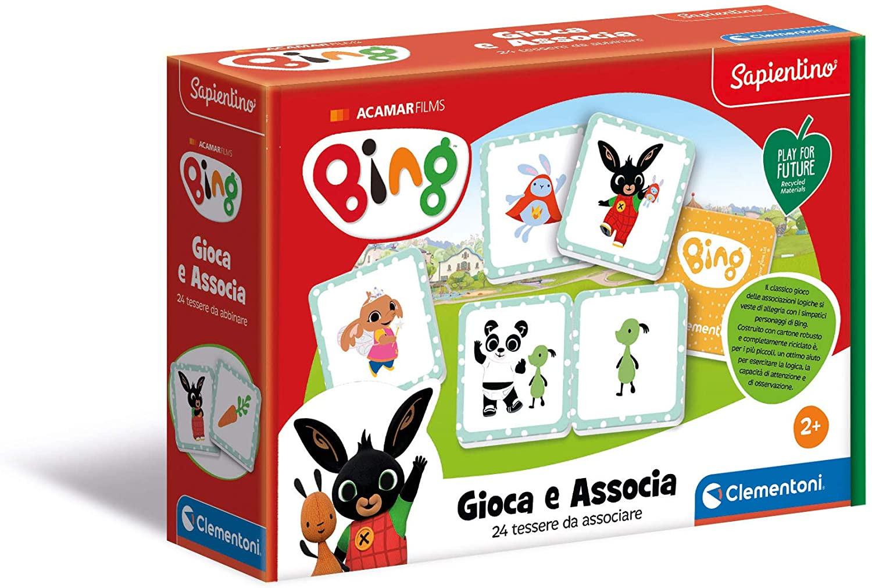 Bing Gioca e associa Clementoni