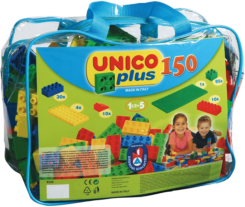 copy of Cubes de Construction Unico Plus