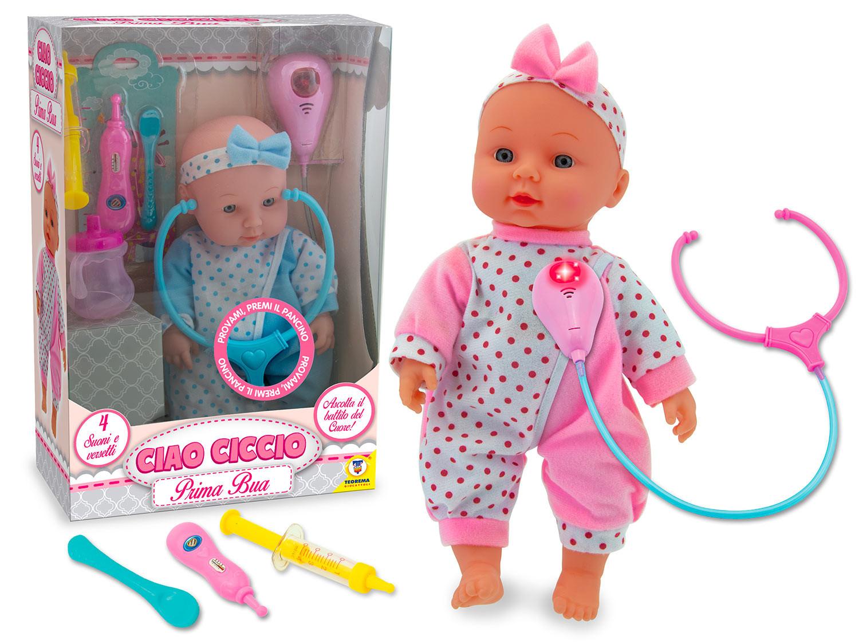 Bambola Prima Bua