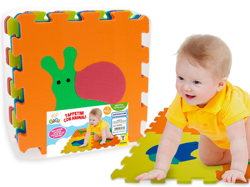 copy of Chicco Puzzlematte Nummern
