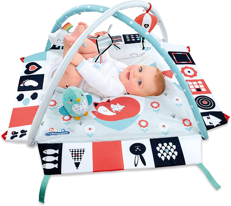 Tappeto Palestrina Baby Gym Clementoni