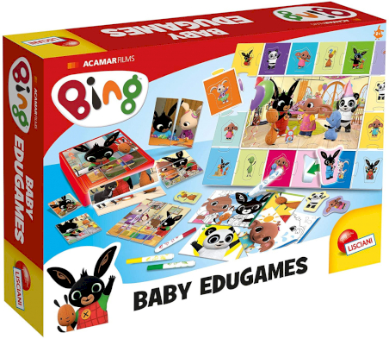 Baby Edugames Mega Raccolta Giochi di Bing