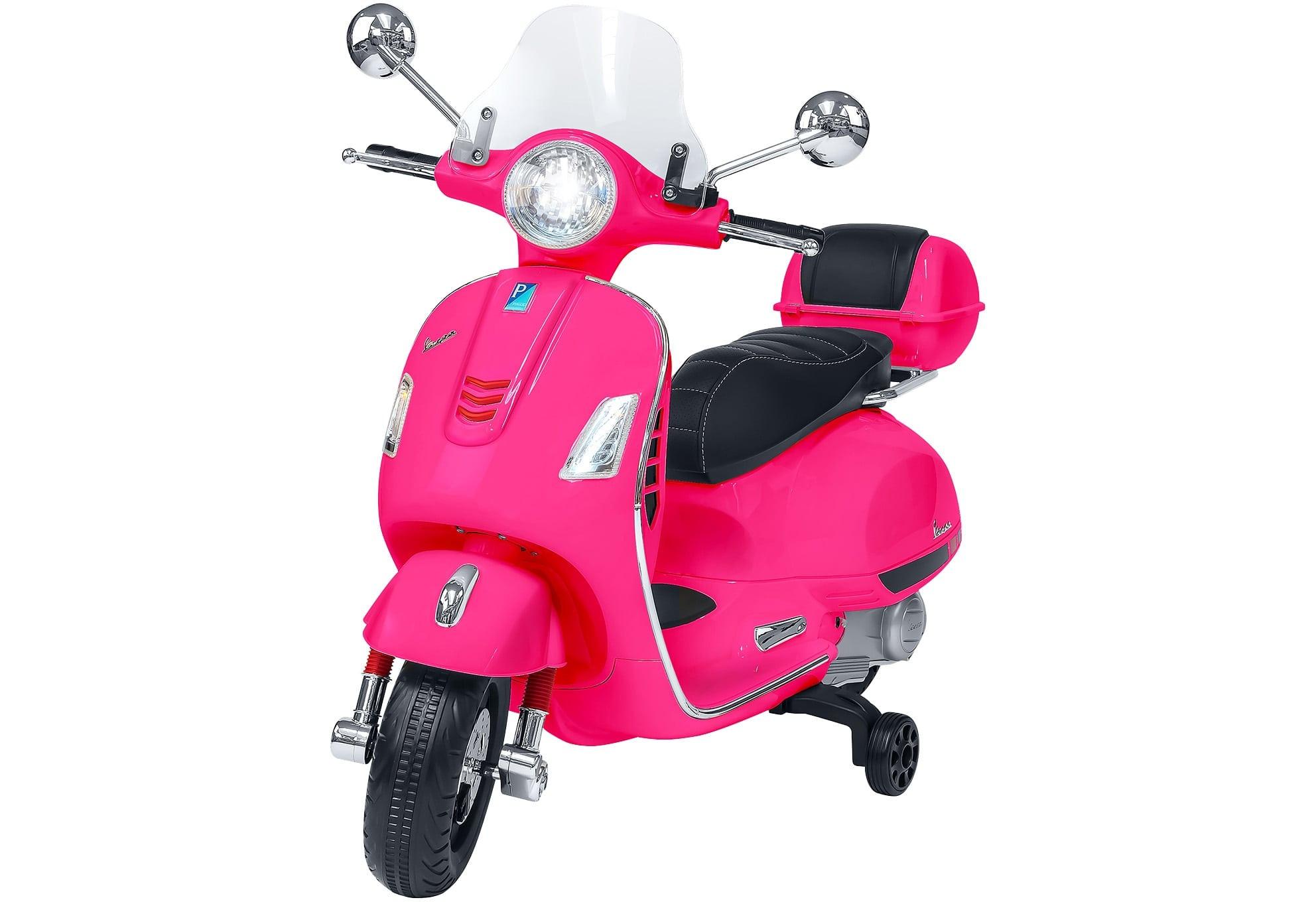 Moto Elettrica Vespa Primavera Piaggio - Rosa